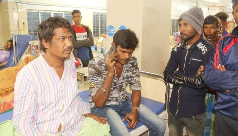 Mentally retarded Howrah man has found after being missing for one and half year  in Birbhum