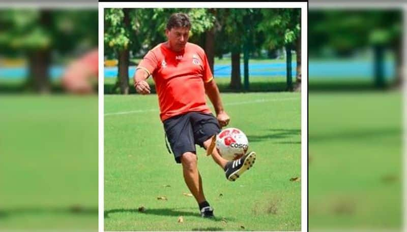 Alejandro Menendez Garcia resigns from head coach of East Bengal