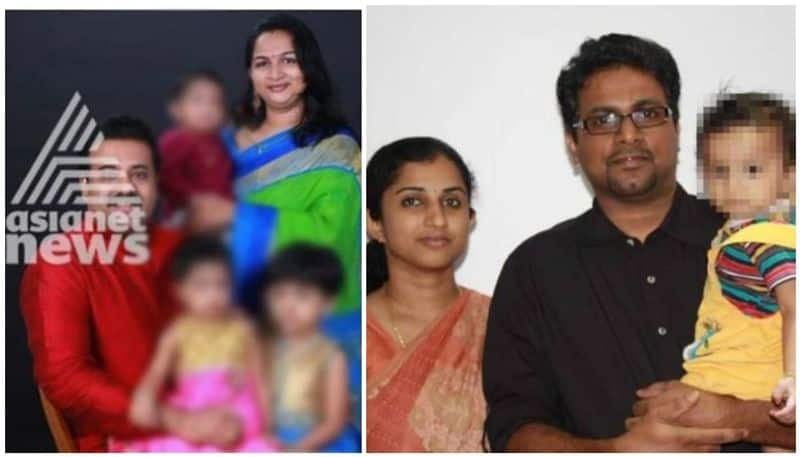 relatives and locals in shock of praveen and ranjith their family demise