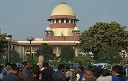 Supreme' hearing in court on CAA right or wrong filing petitions kps