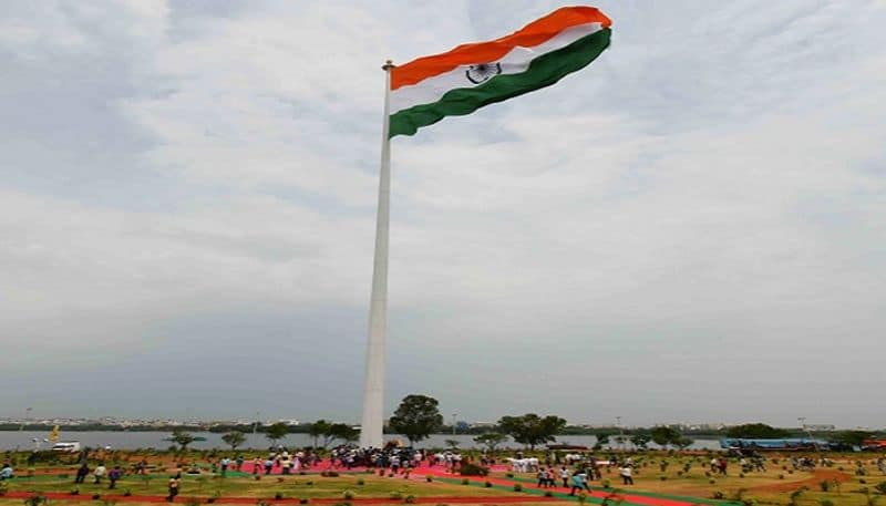 There are certain customs for the use of the Indian national flag bpsb