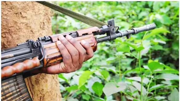 Armed Maoists spotted again in Wayanad tribal colony and paste posters