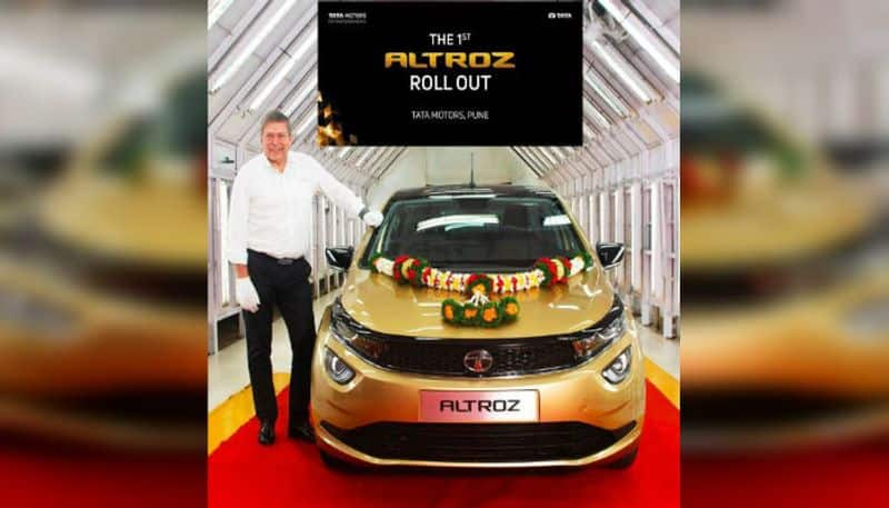 Tata Altoz has launched in India on Twenty Second January