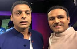 Shoaib Akhtar said to Sehwag, I have more 'goods' than you don't have hair on your head kps