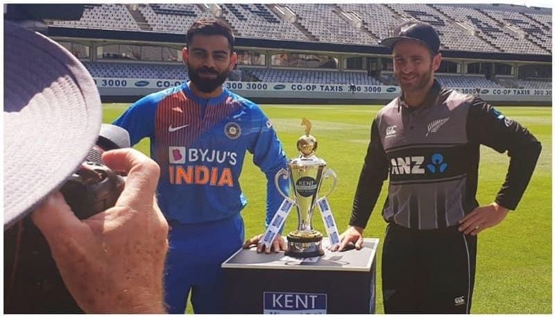NZ vs IND Virat Kohli confirms KL Rahul wicket keeper in Auckland T20i