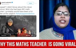 Anand Mahindra's Bihar Teacher's Math Hack Video Goes Viral, Even Shah Rukh Khan Shares it