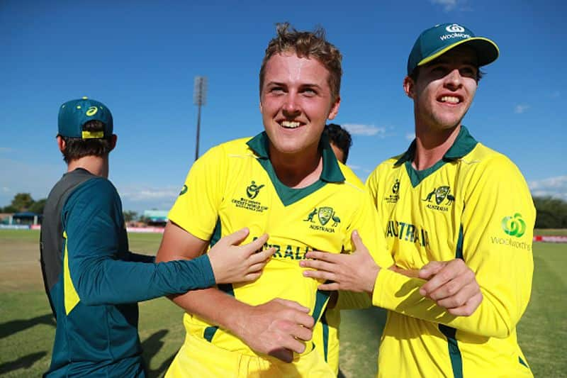 Young Australian cricketers accused for trolling Indian fans.