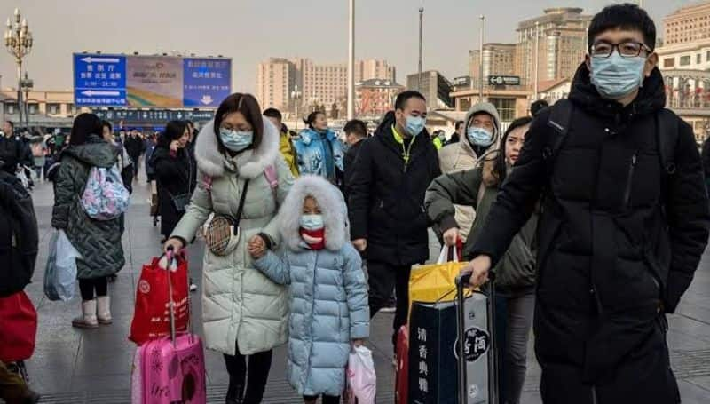 coronavirus spreads all over world especially in Wuhan china
