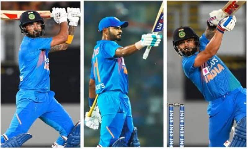 India vs Newzealand 1st T20I: rahul, shreyas iyer to ease pressure on Virat kohli.... huge insights into T20 World Cup team selection