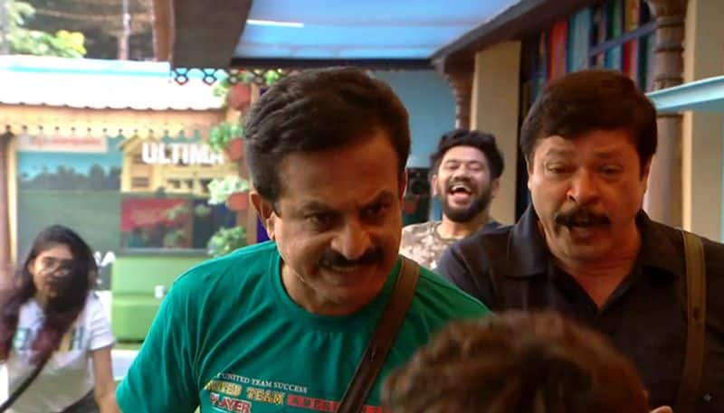 suresh advices to other contestants in bigg boss 2