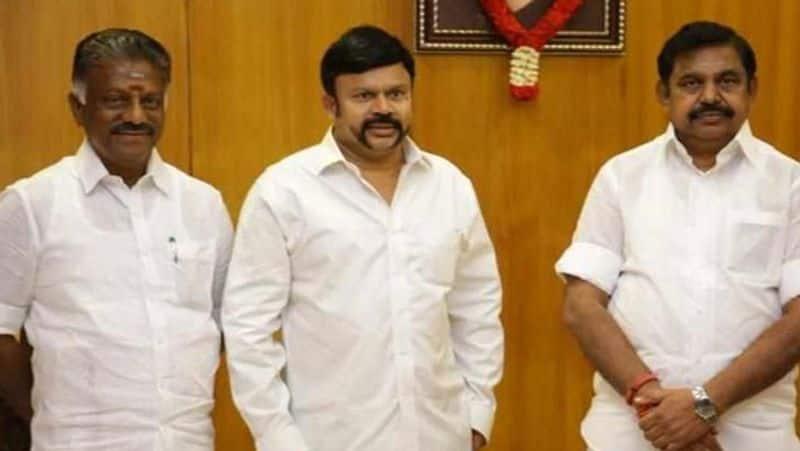 Jayalalitha statue banned... Former AIADMK MP kc palanisamy