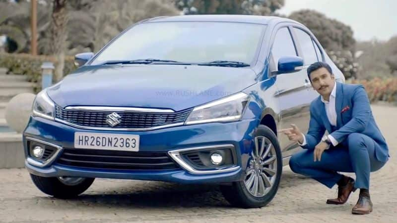 maruti suzuki ciaz bs6 car launched in india