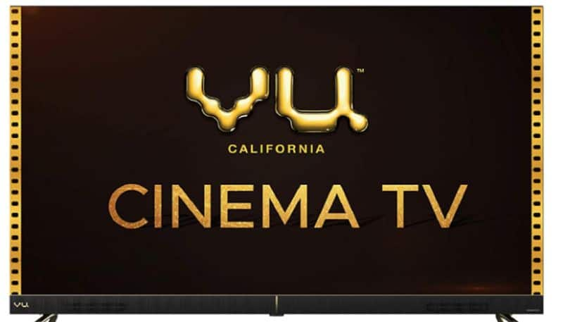 VU cinema launch fourK Tv in India where its specifications