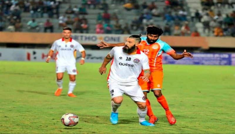 East Bengal defeats Chennai by two goals in I League encounter