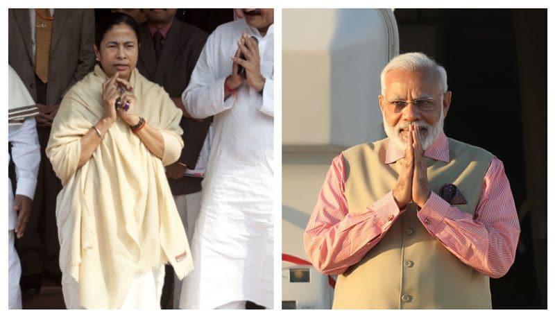 Narendra Modi and Mamata Banerjee tweet their wishes on Republic day