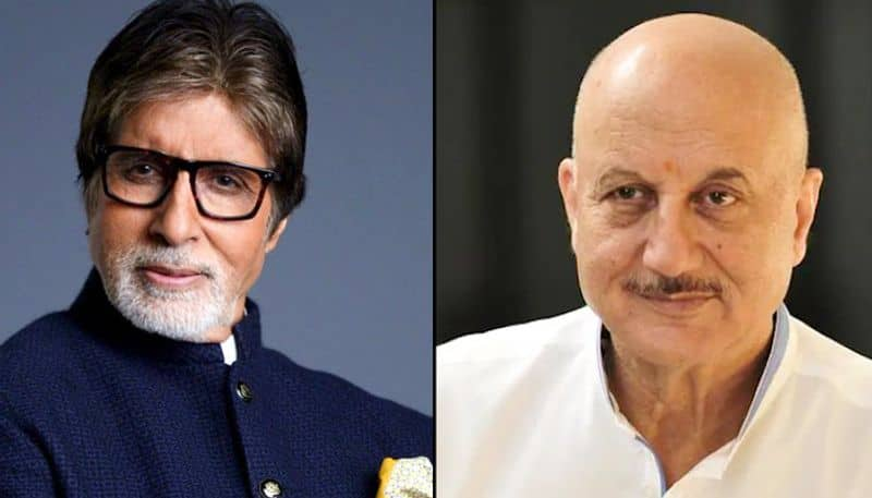 Republic Day 2020: From Amitabh Bachchan to Anupam Kher, Bollywood icons greet nation with pride