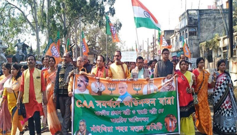 Police lodges suo moto case against BJP Birbhum district president