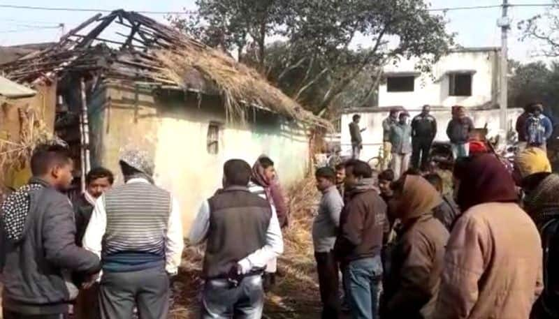 Fire broke out in TMC leader home