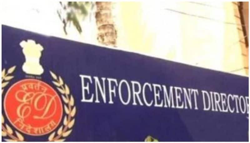Enforcement directorate files case against amaravathi land scam