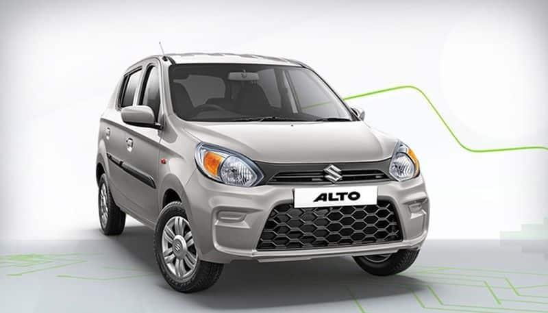 Maruti Suzuki has launched new Alto BS 6 CNG in India
