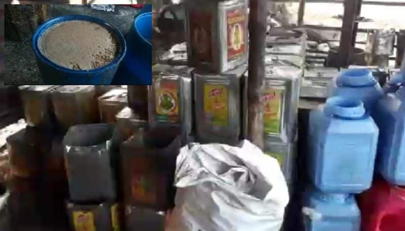 Police forfeit huge amount of adulterated ghee from Burdwan