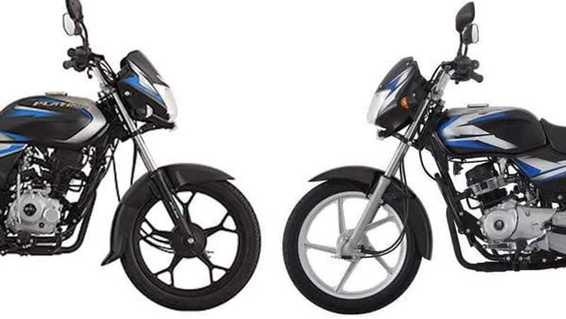 BS6 Bajaj Platina and CT bikes launched