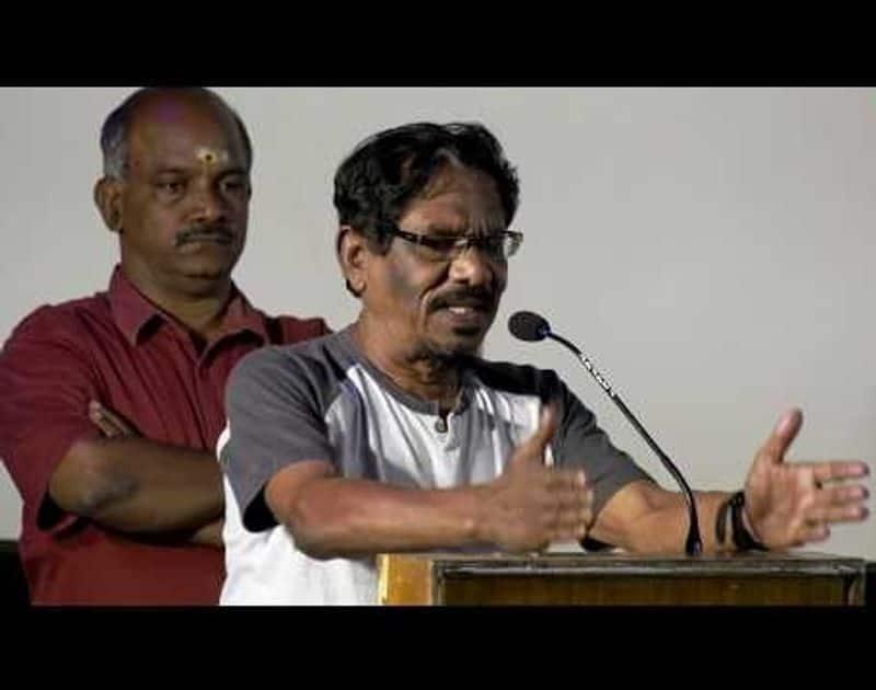 Director Bharathiraja Spoke About His Past Life in AVM Studio