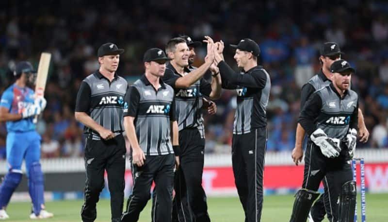 India Tour of New Zealand Hamilton T20I New Zealand Needs 180 Runs to Win