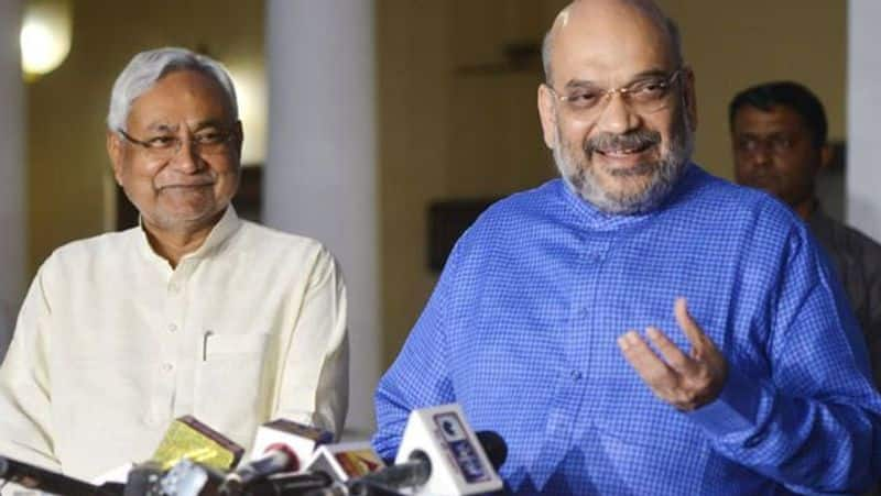 Nitish Kumar will rally with Amit Shah and Nadda today in All is well, Delhi