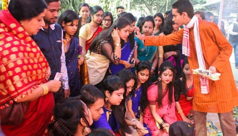 Saraswati puja become love carnival in Midnapore