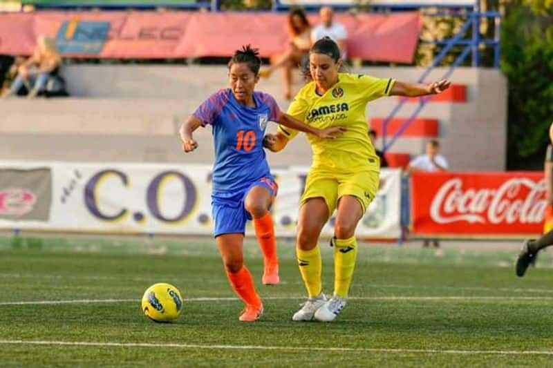Bala Devi signs for Scottish Club. Historical moment, considered by Former coach.