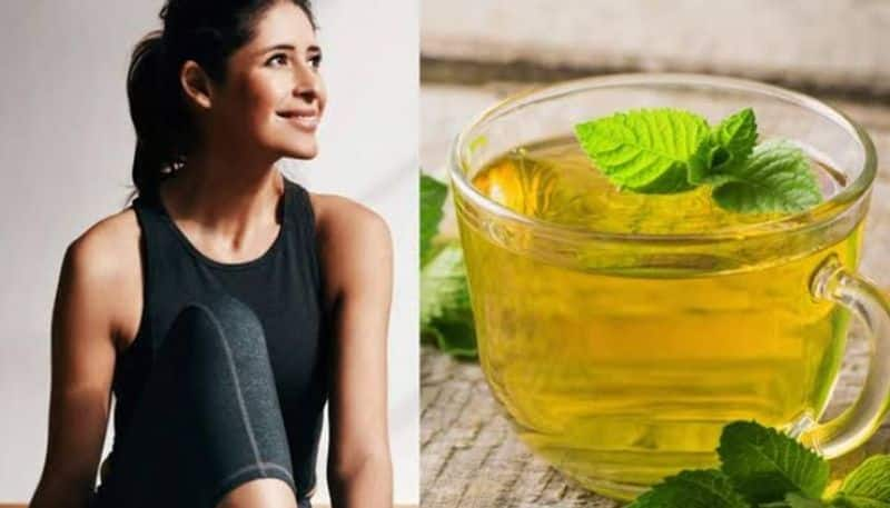 weight loss and benefits of Tulsi Water