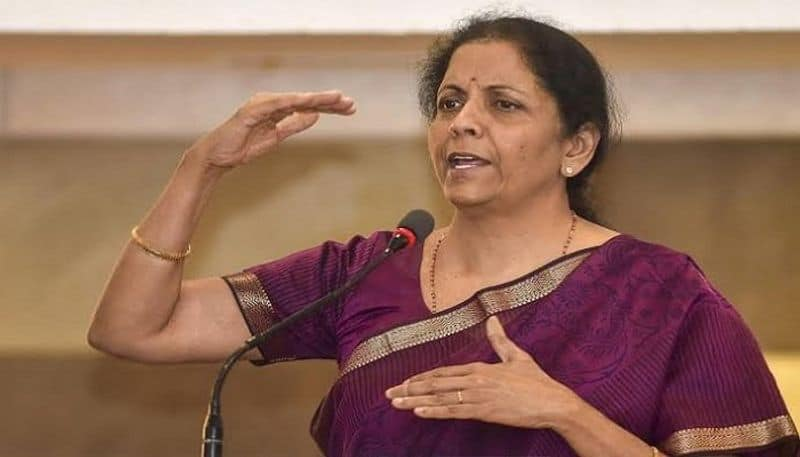 Federal budget on idiopa problem ...!? Nirmala is going to fall ...