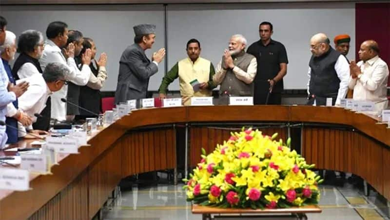 Prime Minister Modi to hold all party meet on april 8