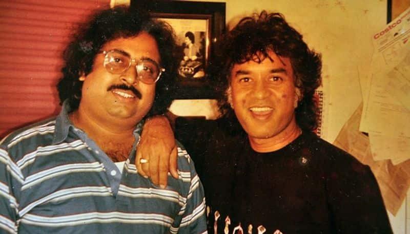 Comeback of Tejendra Narayan Majumdar and Zakir Hussain on Music Festival