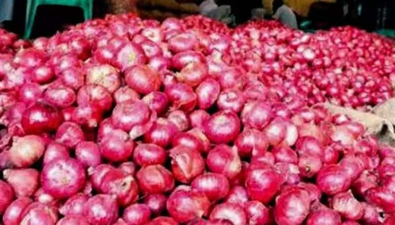 Onion prices are getting colder due to increasing heat