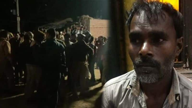 Subhash accused of taking hostage of children killed in an encounter in Farrukhabad