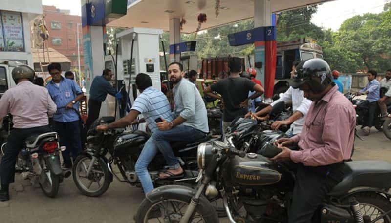 Petrol became more cheaper on Friday in Kolkata