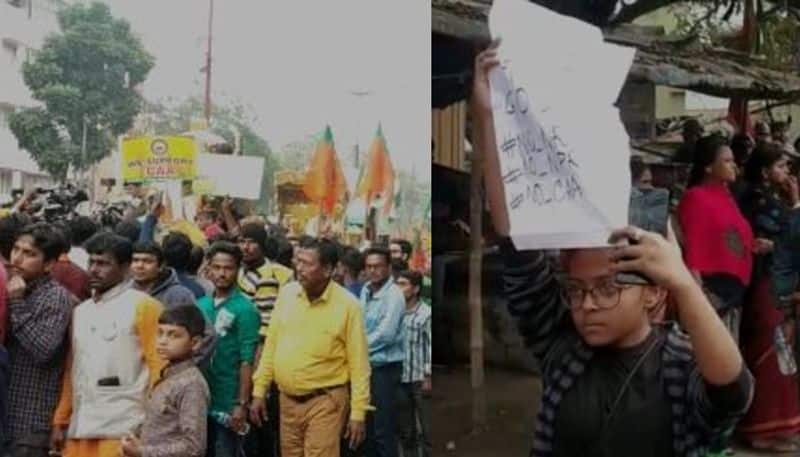Student heckled at BJP rally lucky to have escaped West Bengal BJP Chief