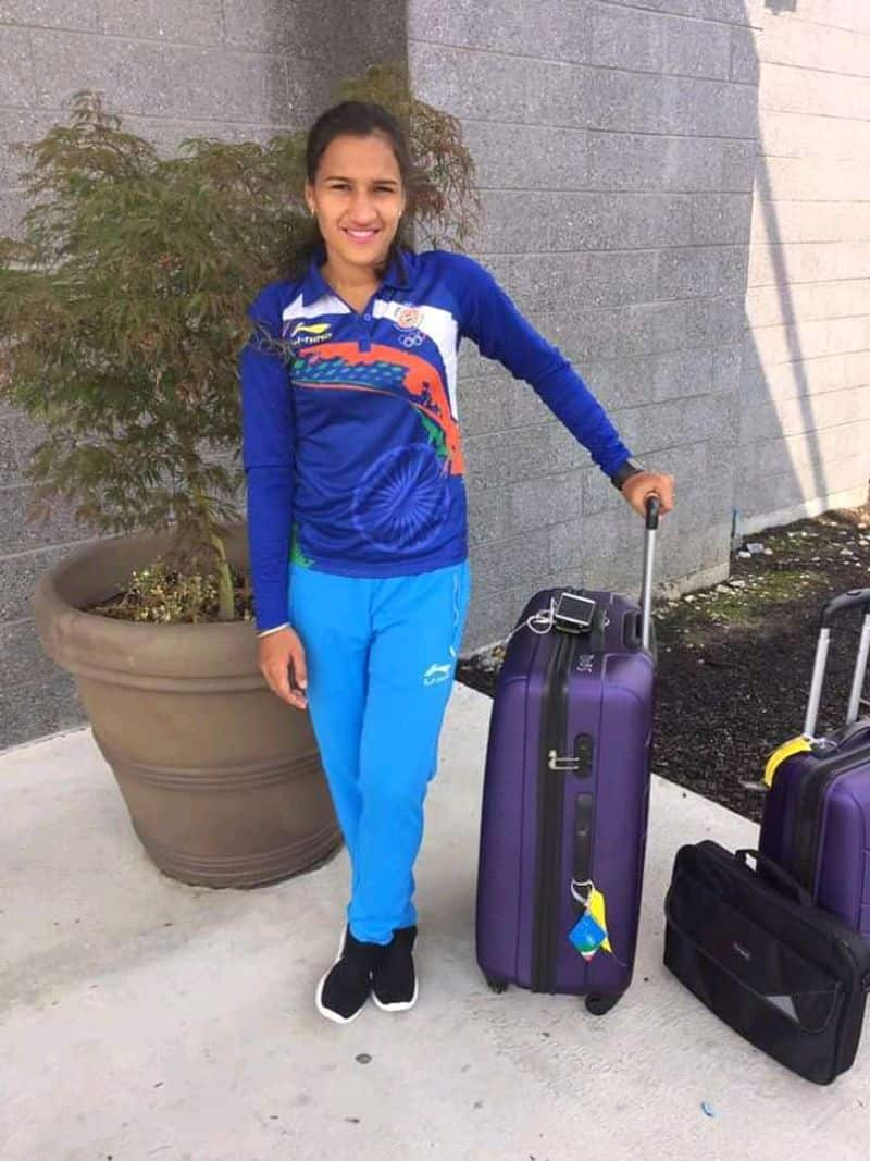 """Indian hockey superstar Rani Rampal wins """"World Games Athlete of the Year"""""""
