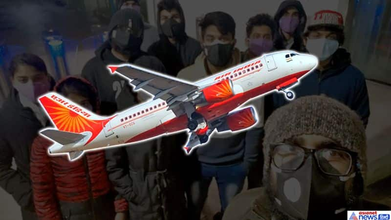 324 indians returned from china