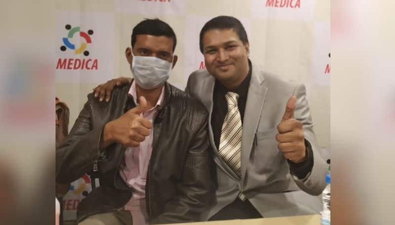 The resident of Behala Mukesh Kumar is hoping to be alived after successful Liver transplantation