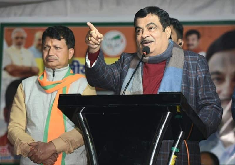 Centre provides Rs 55,000 crore to check air pollution: Senior BJP leader Nitin Gadkari said that the central government has provided Rs 55,000 crore to deal with air pollution. He also said that the Eastern Peripheral expressway has reduced traffic and air pollution in the national capital.