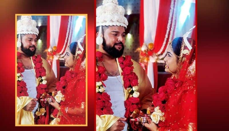 Deboparna Chakraborty shares  her marriage video
