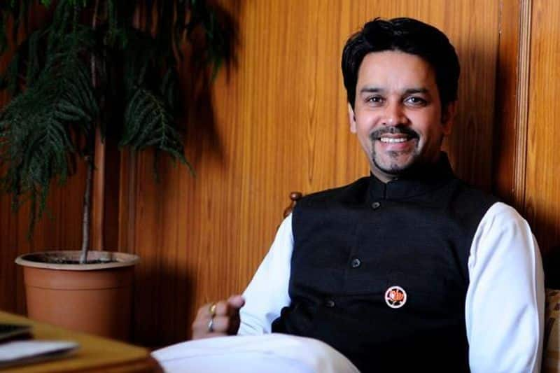 Anurag Thakur promoted as Captain in Territorial Army; becomes first serving minister to get such honour