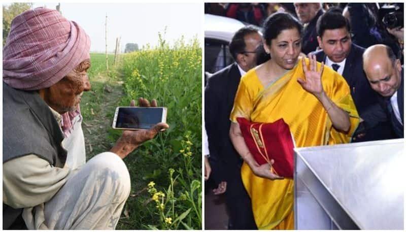 Farmers' incomes double by 2022...Nirmala Sitharaman Action