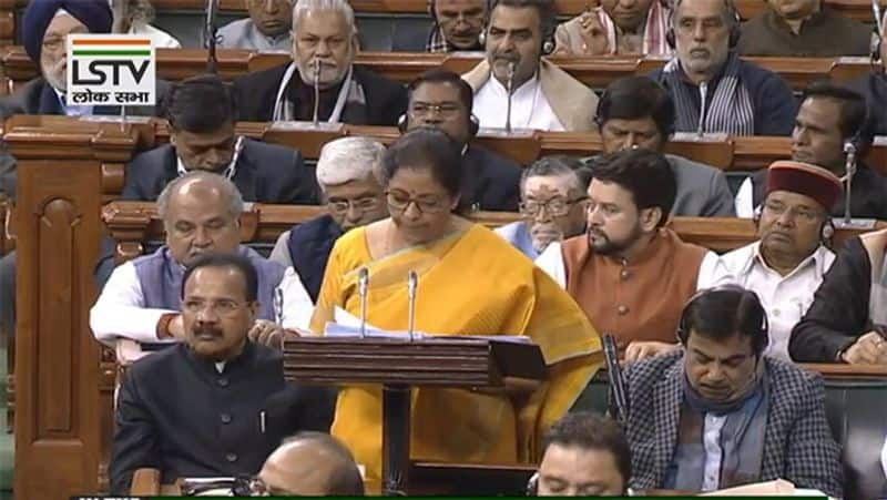 nirmala seetharaman budget support for agriculture bjp understood real development only by agriculture
