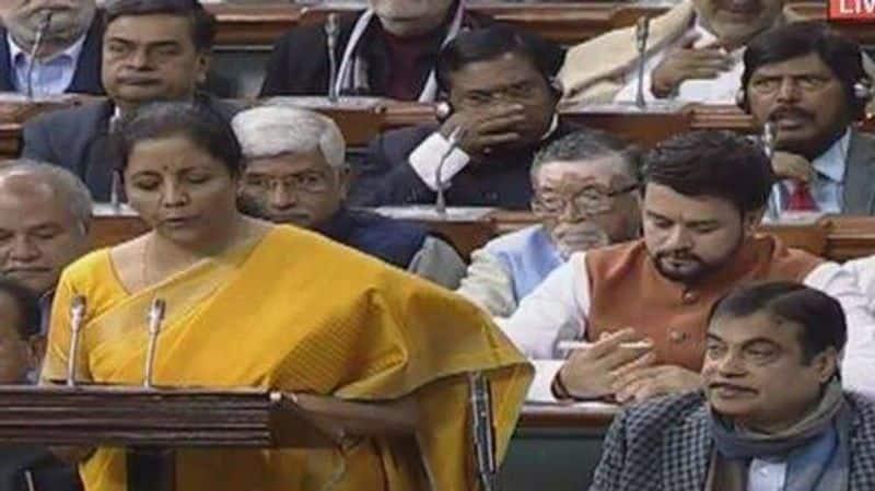 FM nirmala sitharaman Quotes Thirukkural For Explain PM Modi Government Achievement