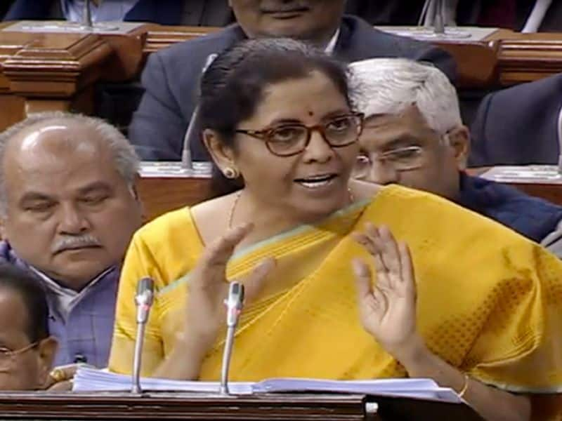 Union Budget 2020: Income tax rates reduced; FM Sitharaman announces huge relief for taxpayers
