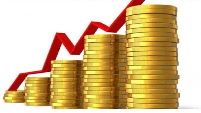 indian stock market increased